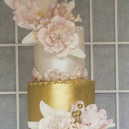 Fruitilicious Cakes featured in Toronto Cake Designers Share Their Favourite Wedding Cakes Fr…