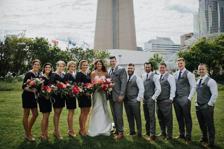 Wedding at Steam Whistle Brewery, Toronto, Ontario, Jennifer See Studios, 17