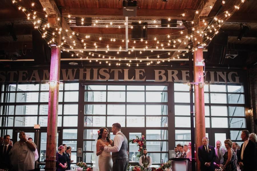 Wedding at Steam Whistle Brewery, Toronto, Ontario, Jennifer See Studios, 25