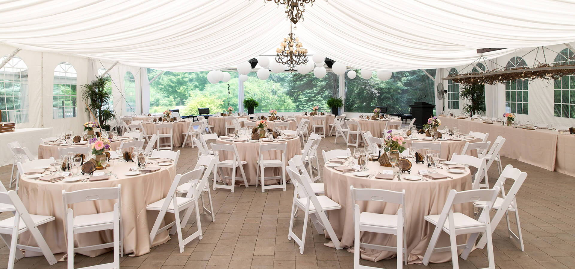Hero image for Victoria and Daniel's Woodland Whimsy Wedding at Nestleton Waters Inn