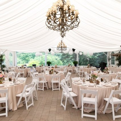 Nestleton Waters Inn featured in Victoria and Daniel's Woodland Whimsy Wedding at Nestleton Wa…