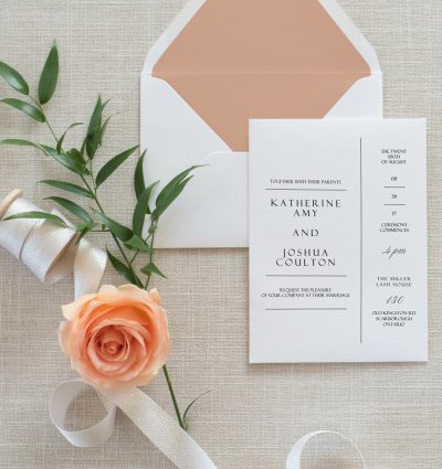 Lovely Little Design Co. featured in Toronto Stationery Designers Share Their Favourite Invitation…