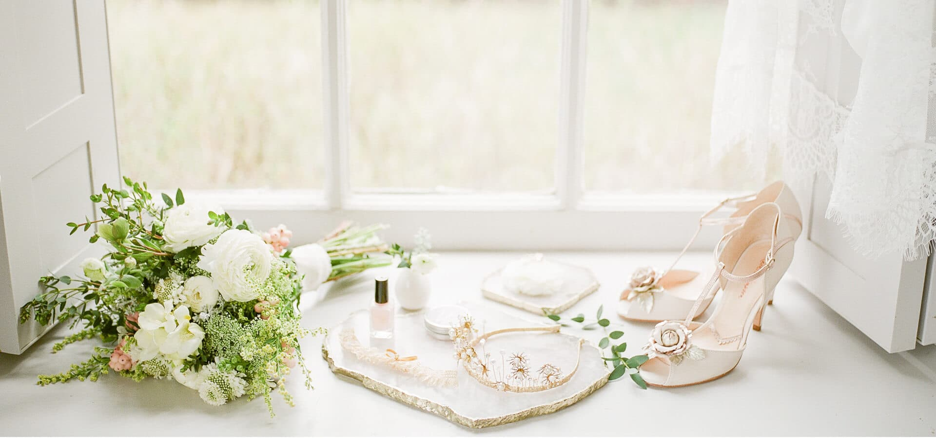 Hero image for Timeless Romance Style Shoot at The Estates of Sunnybrook