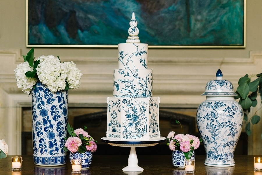 toronto cake designers share 2017 wedding cakes, 25