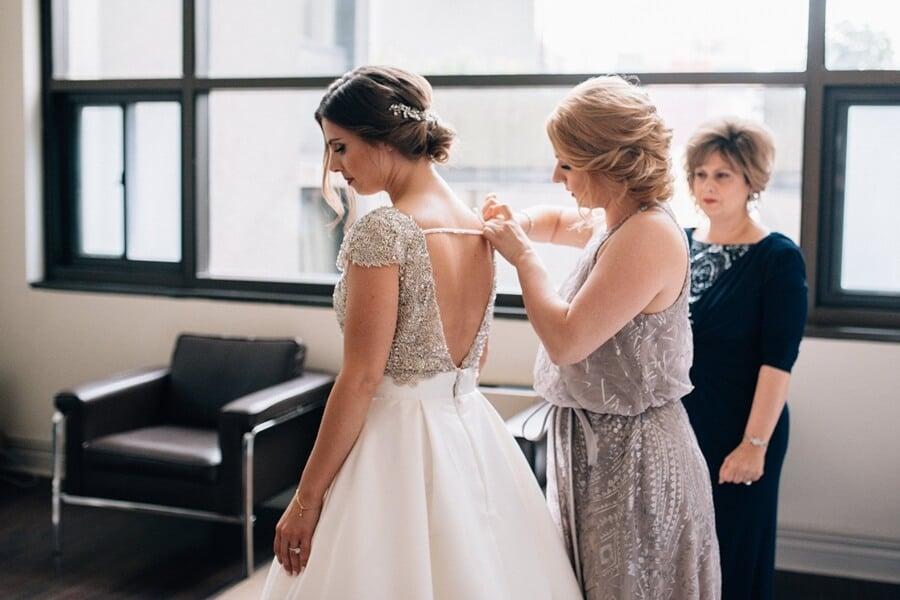 Alissa and Jason's Elegant Gatsby Wedding at Eglinton Grand 6