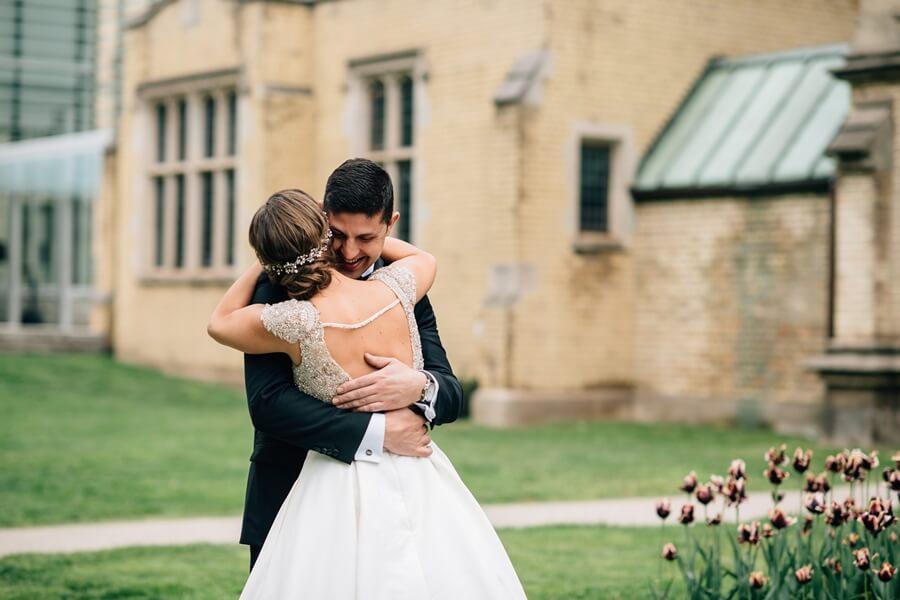 Alissa and Jason's Elegant Gatsby Wedding at Eglinton Grand 44