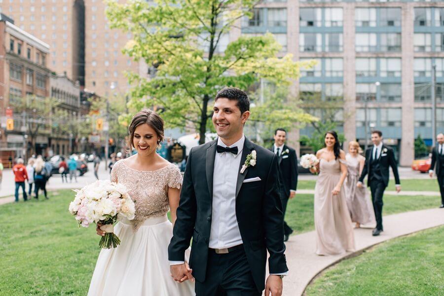 Alissa and Jason's Elegant Gatsby Wedding at Eglinton Grand 55