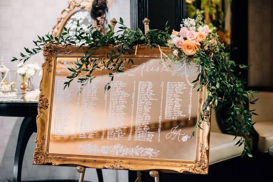 Alissa and Jason's Elegant Gatsby Wedding at Eglinton Grand 58