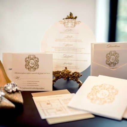 Paper Impressions Inc. featured in Toronto Stationery Designers Share Their Favourite Invitation…