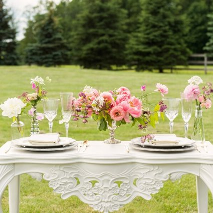 Cerise Events featured in Style Shoot: A '60s Italian Summer Wedding
