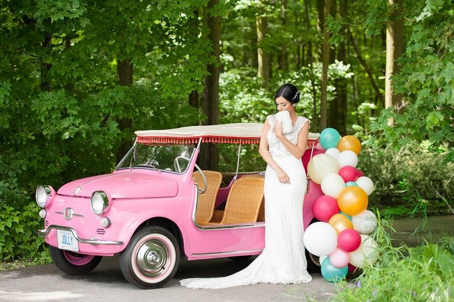 60s italian summer wedding, 17