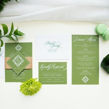 Whim Event Planning & Design featured in Toronto Stationery Designers Share Their Favourite Invitation…