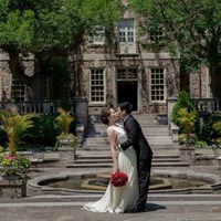 Amy and Kiet's Sophisticated Art Deco Wedding at Eglinton Grand