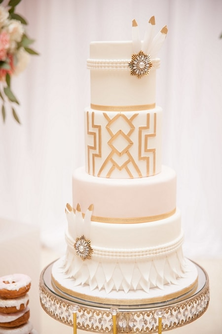 toronto cake designers share 2017 wedding cakes, 14