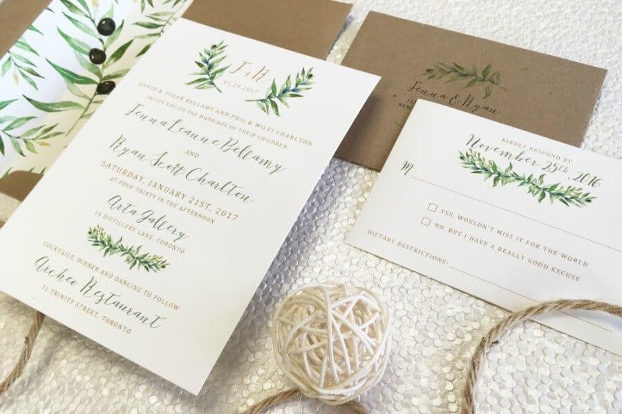 toronto stationery designers favourite invitation designs, 22