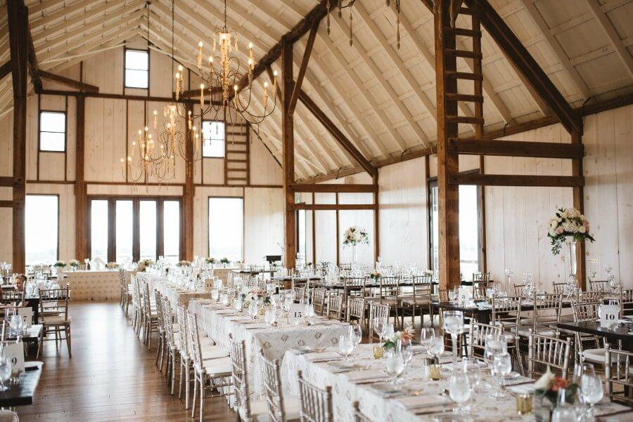 Dreamy Barn Wedding