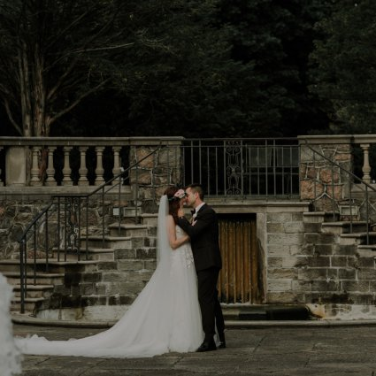 Thumbnail for Katie and Ken's Romantic Wedding at Graydon Hall Manor