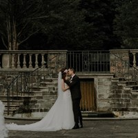 Katie and Ken's Romantic Wedding at Graydon Hall Manor
