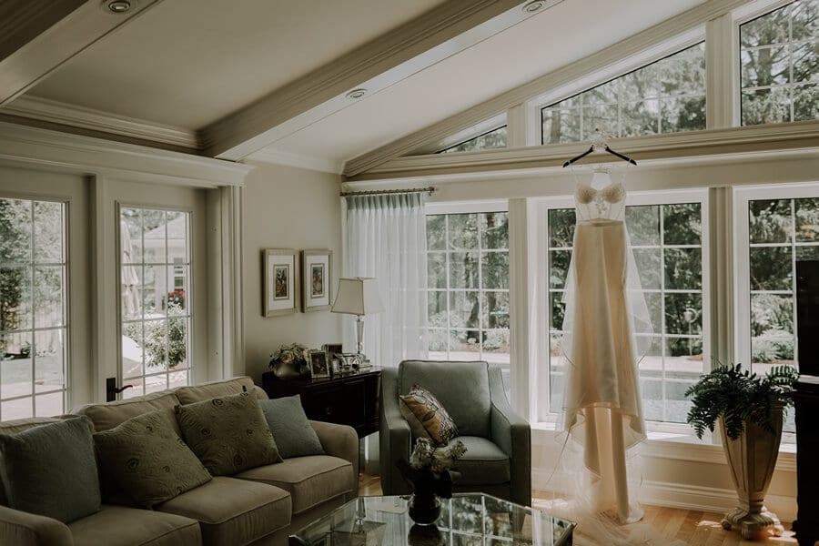 Wedding at The Guild Inn Estate, Toronto, Ontario, Ally & Nicholas Photography, 1