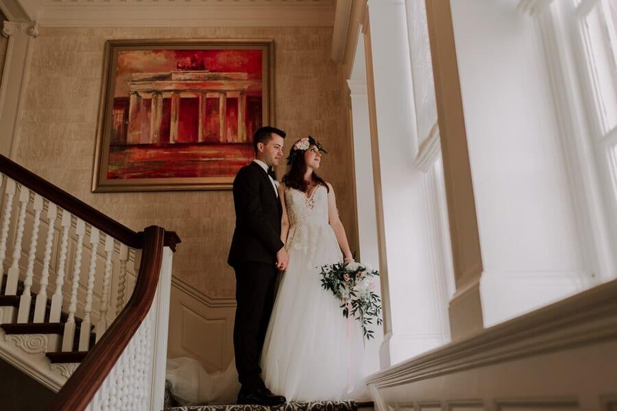Wedding at Graydon Hall Manor, Toronto, Ontario, Ally & Nicholas Photography, 14