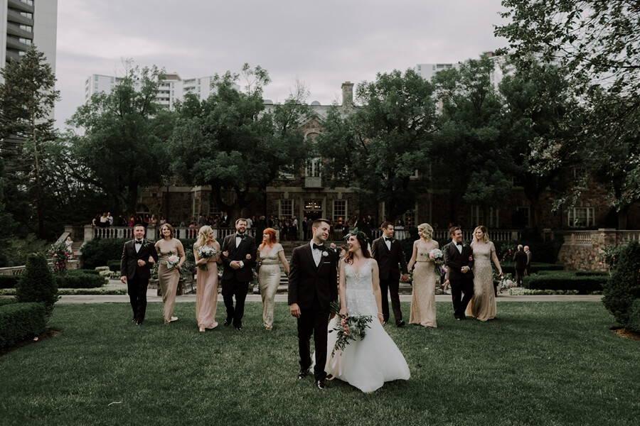 Wedding at Graydon Hall Manor, Toronto, Ontario, Ally & Nicholas Photography, 18