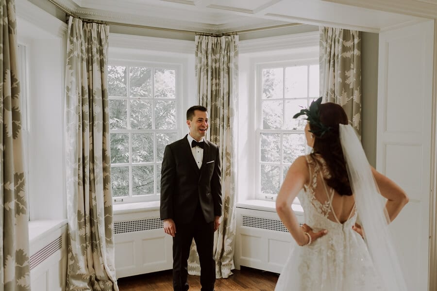 Wedding at Graydon Hall Manor, Toronto, Ontario, Ally & Nicholas Photography, 12