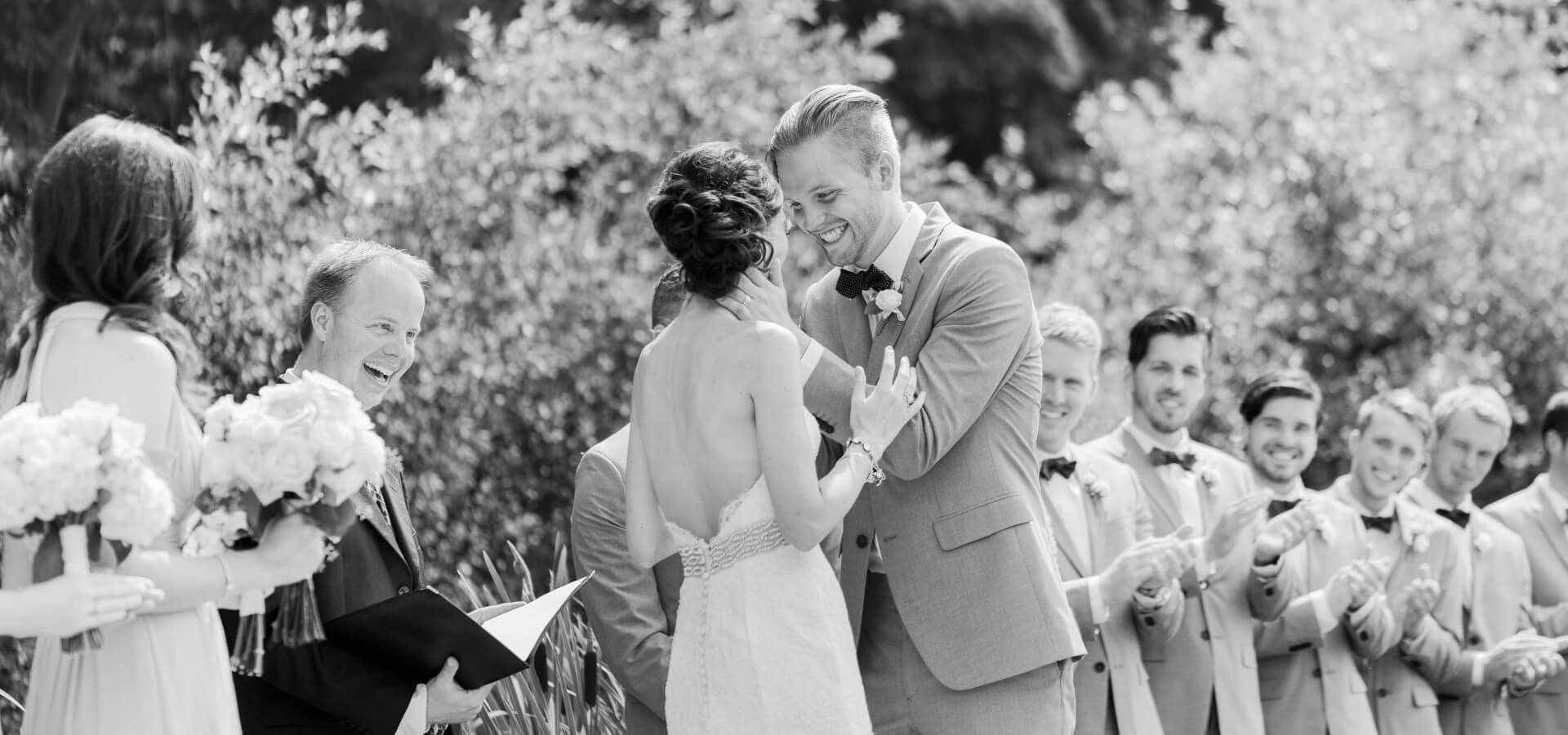 Hero image for 10 Tips for Choosing Your Perfect Wedding Videographer