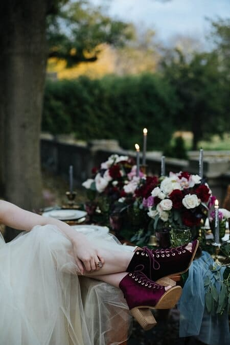 A Stunning Alice in Wonderland Inspired Style Shoot 41