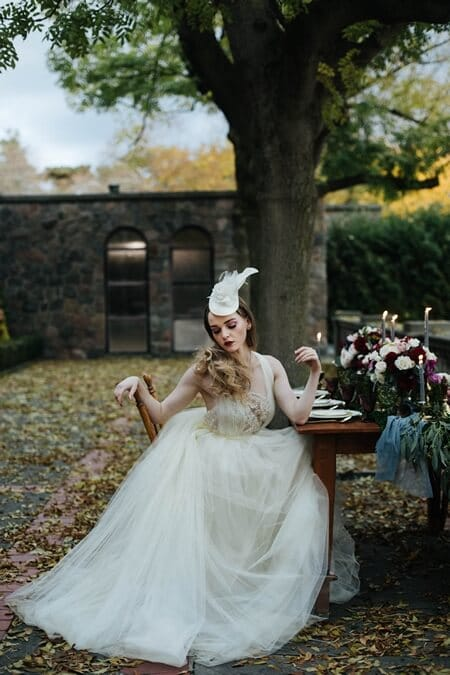 A Stunning Alice in Wonderland Inspired Style Shoot 44