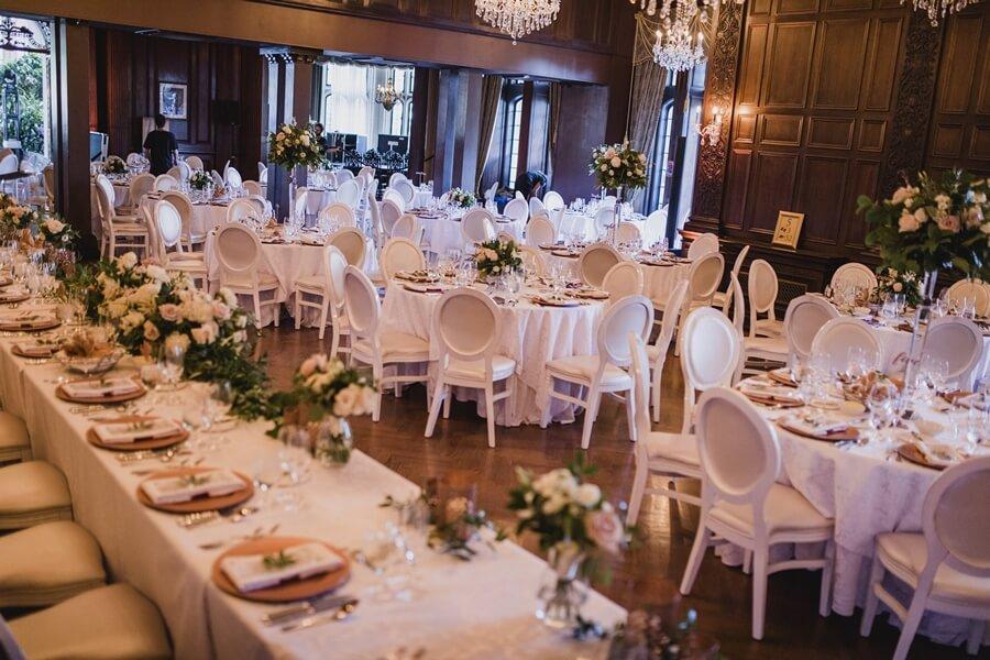 Dreamy Castle Wedding
