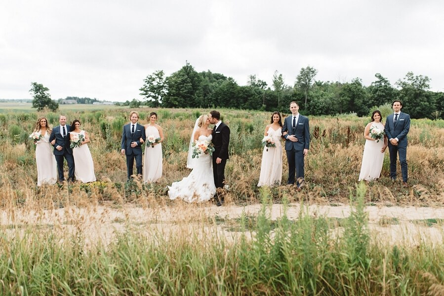 Wedding at Earth To Table Farm, Toronto, Ontario, Olive Photography, 24