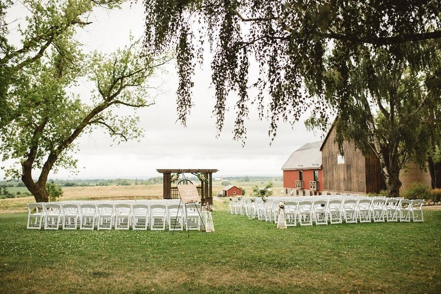 Dreamy Barn Wedding