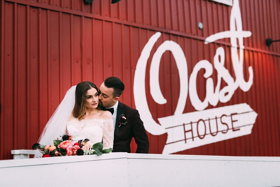 Ashton and Clayton's Romantic Wedding at Oast House Brewery 36