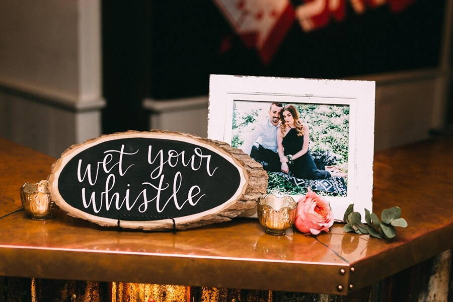Ashton and Clayton's Romantic Wedding at Oast House Brewery 51