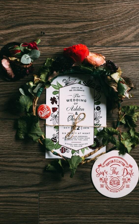 Wedding at Niagara Oast House Brewers, Toronto, Ontario, Young Glass Photography, 1