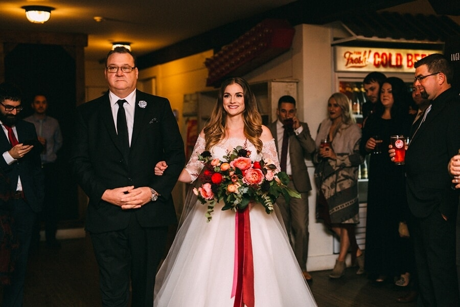 Ashton and Clayton's Romantic Wedding at Oast House Brewery 39