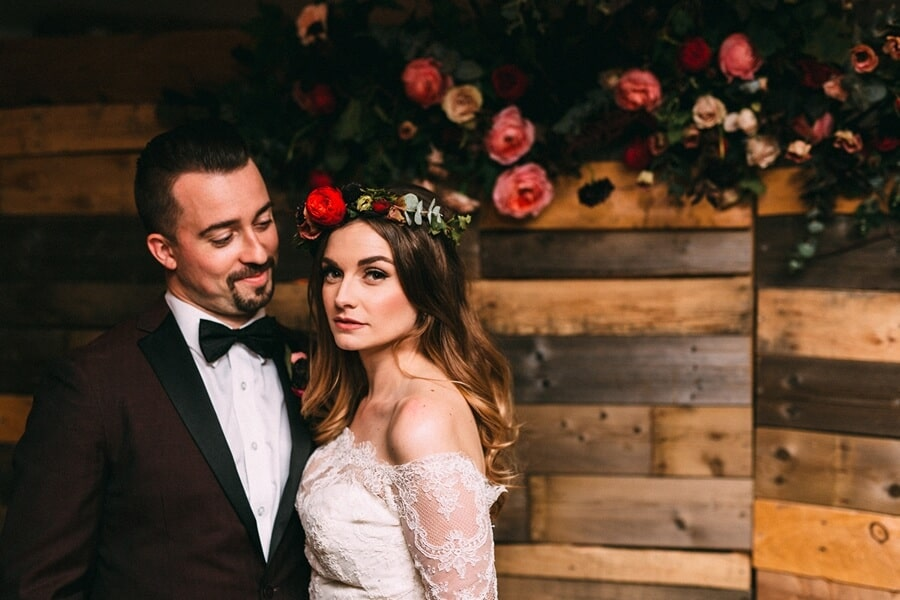 Ashton and Clayton's Romantic Wedding at Oast House Brewery 43