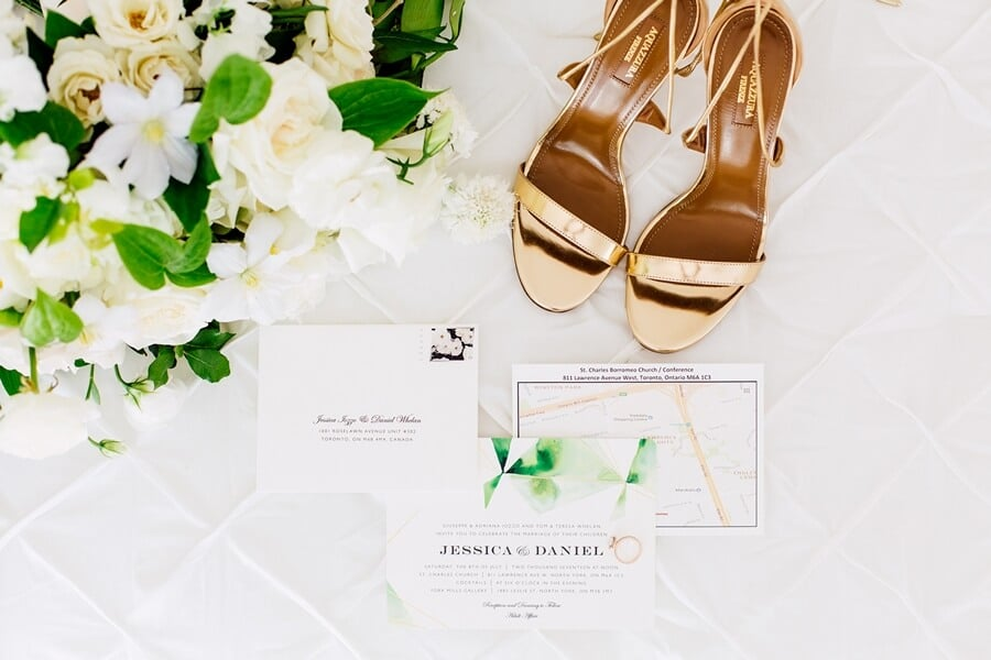 Wedding at York Mills Gallery, Toronto, Ontario, Purple Tree Wedding Photography, 1