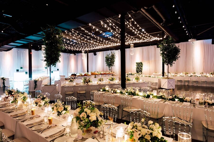 Luxe Garden Wedding