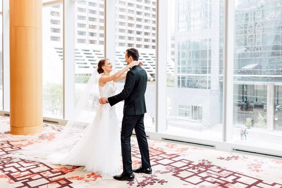 Wedding at Malaparte - Oliver & Bonacini, Toronto, Ontario, Purple Tree Wedding Photography, 21