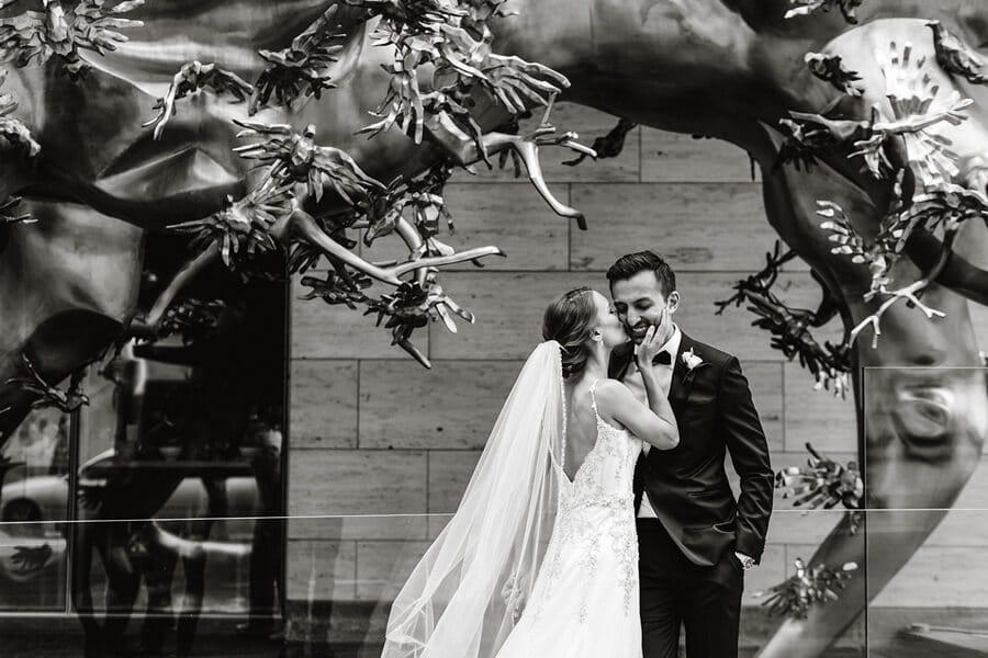 Wedding at Malaparte - Oliver & Bonacini, Toronto, Ontario, Purple Tree Wedding Photography, 25
