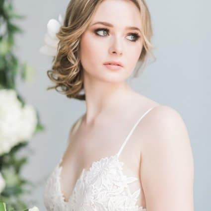 Dawna Boot Makeup featured in A Stunning Style Shoot at The Richmond: Bare Your Soul