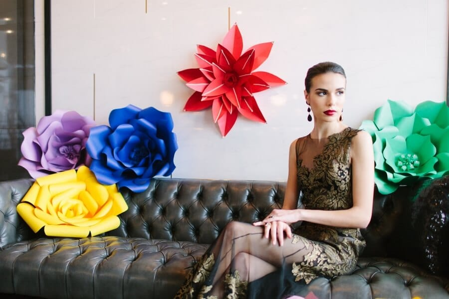 edgy yet glam style shoot one eighty, 20