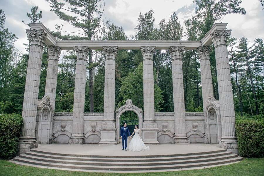 Wedding at The Guild Inn Estate, Toronto, Ontario, AGI Studio, 19