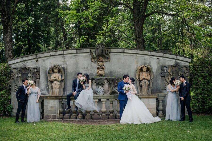 Wedding at The Guild Inn Estate, Toronto, Ontario, AGI Studio, 14
