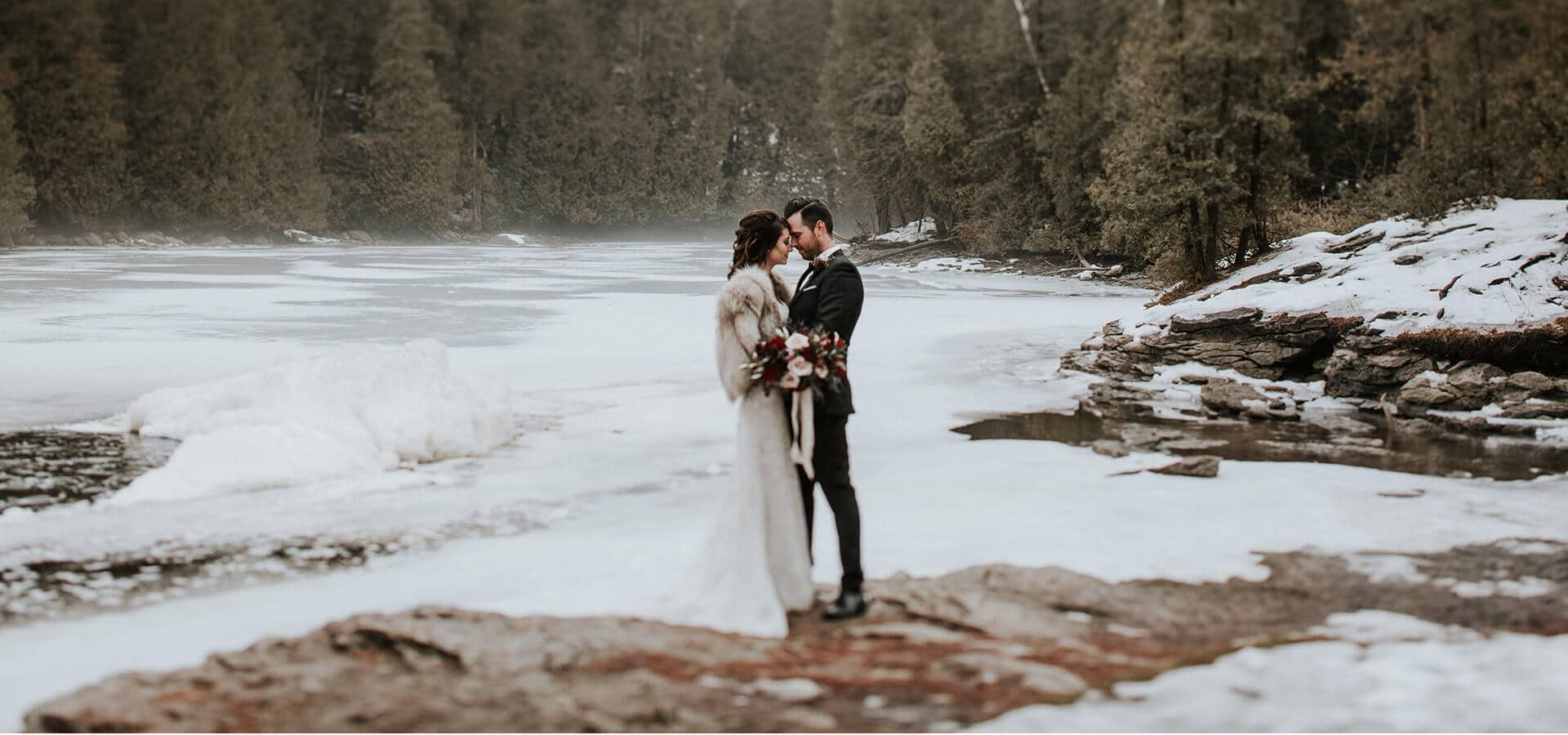 Hero image for 15 Toronto Wedding Photographers Share Their Best of Photography from 2017