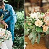 Mikylah and Kyle's Bohemian Style Wedding at Gracewood Estates
