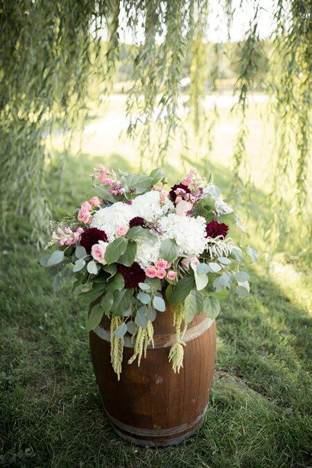 Wedding at Rainbow Valley Wedding Barn, Caledon, Ontario, Haley Photography, 21