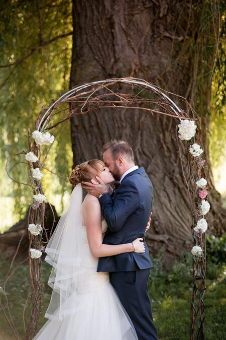 Wedding at Rainbow Valley Wedding Barn, Caledon, Ontario, Haley Photography, 26