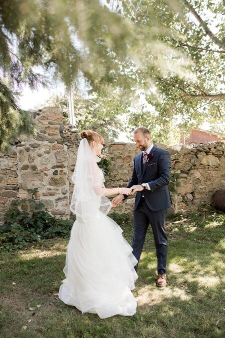 Wedding at Rainbow Valley Wedding Barn, Caledon, Ontario, Haley Photography, 12